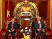 Vietnam et Laos resserrent leur coopération législative