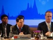 Finances : conférence des ministres Asie-Europe