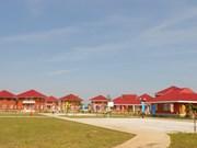 Inauguration du Village SOS Enfants de Quy Nhon