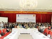 Formation pour l'amélioration des capacités diplomatiques et de gestion des femmes