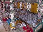 Caodaïsme: ouverture du Conseil populaire à Tây Ninh