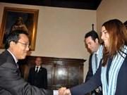 Saint-Marin compte approfondir ses relations avec le Vietnam