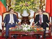 Vietnam et Bulgarie renforcent leur coopération dans plusieurs secteurs