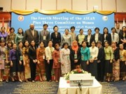 Femmes : ouverture de la 4e ACW+3 à Vientiane