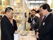 Agroalimentaire : le Vietnam au SIAL 2012 à Paris