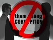 Renforcement du rôle de la société dans la lutte contre la corruption