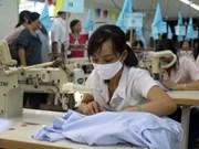 Textile: 17 milliards de dollars d'exportations en 2012