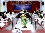 Les relations spéciales Vietnam-Laos en débat à Vientiane
