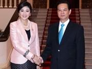 Les relations Vietnam-Thaïlande en plein essor