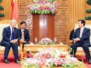 Hisser les liens Vietnam-France à un nouveau palier
