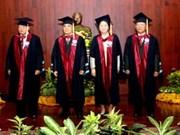 L'Université nationale du Laos à l'honneur