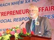 Séminaire sur les entreprises sociales à Hanoi