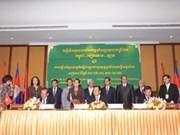 Les trois pays indochinois coopèrent dans la lutte anti-criminalité transnationale