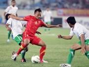 VFF Cup 2012: le Vietnam se contente de la 3e place