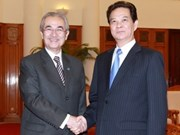 Nguyên Tân Dung reçoit l'ex-PM malaisien Badawi