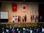 Les élèves japonais découvrent le Vietnam