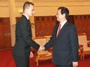 Le PM plaide pour les liens Vietnam-Hongrie resserrés
