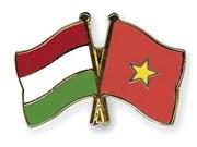 Vietnam et Hongrie renforcent les liens économiques