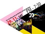 Bientôt le festival de Kpop 2012 à Hanoi