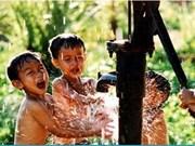 Aide de la BM pour l'amélioration des conditions d'hygiène au Nord