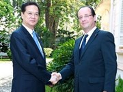 ASEM-9: Le PM vietnamien rencontre des dirigeants étrangers
