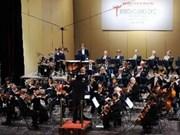 L'Orchestre philharmonique de Vienne en concert à Hanoi