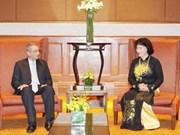 Premier séminaire théorique entre PC vietnamien et cubain