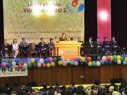 Le Vietnam présente sa culture en République de Corée