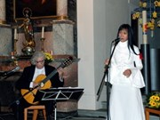 Suisse: concert pour l'anniversaire du célèbre poète Han Mac Tu