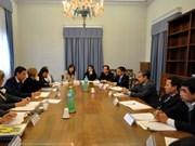 Le Vietnam étudie la politique religieuse de l'Italie