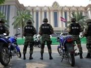 Cambodge: exercice pour le sommet de l'ASEAN