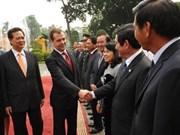 Les médias russes louent les relations Vietnam-Russie