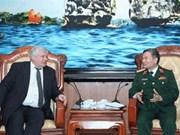Vietnam et Russie intensifient leur coopération militaire