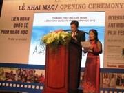 1er Festival international du film anthropologique à HCM-Ville