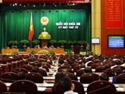 L'AN adopte les prévisions budgétaires de 2013