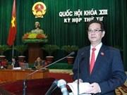 Le Premier ministre face aux députés