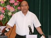 Coopération Vietnam-Laos-Cambodge dans la lutte anti-drogue
