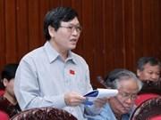 AN : discussions sur le projet de révision de la Constitution de 1992