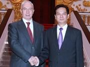 Vietnam et Ukraine impulsent leurs relations de partenariat