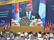 Ouverture du 21e Sommet de l'ASEAN