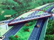 Mise en chantier du tunnel du col de Ca
