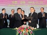 Clôture du 2e festival d'amitié Vietnam-Chine 2012