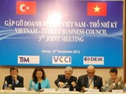 Vietnam-Turquie promeuvent leur coopération au commerce