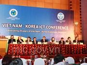 Vietnam - R. de Corée : coopération dans les TIC