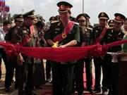 Aide du Vietnam pour la création d'un établissement de recherche en chimie au Cambodge