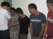Onze pirates arrêtés après avoir attaqué le Zafirah