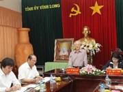 Vinh Long exhortée à accélérer l'édification de la Nouvelle campagne