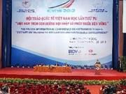Le 4e colloque international sur la vietnamologie