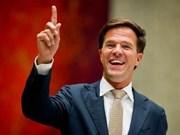 Le Premier ministre néerlandais loue les acquis du Vietnam