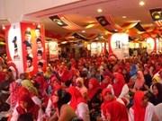 Le PCV présent au congrès de l'UMNO de Malaisie